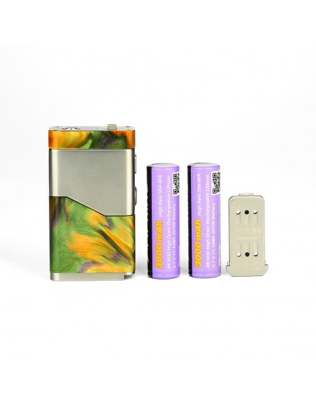 WISMEC Luxotic NC 250W 20700 Kit with Guillotine V2 2