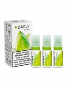Barly Premium PG+VG E-liquid E-juice Barly Flavor 10ml 3pcs 0
