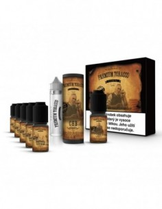 Premium Tobacco E-liquid E-juice DIY Kit PG+VG 6x10ml 0