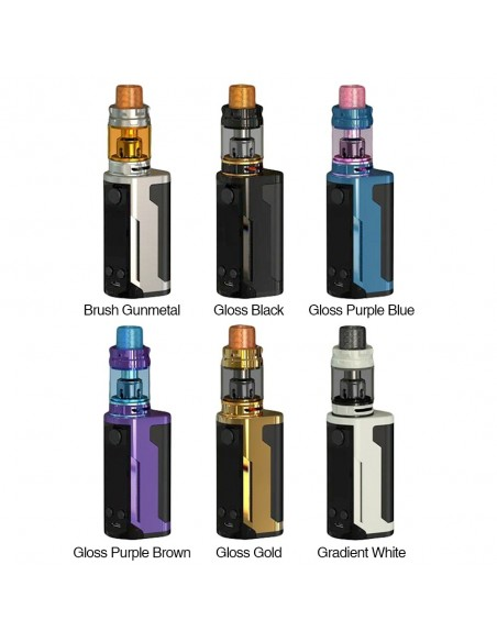 WISMEC Reuleaux RX GEN3 Dual 230W with Gnome King Kit 1