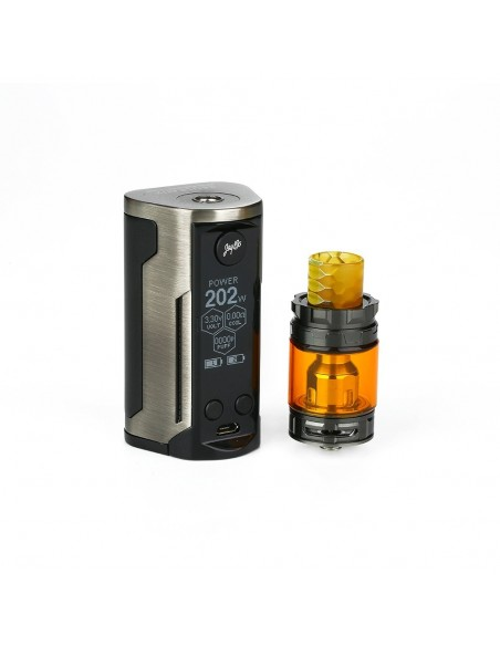 WISMEC Reuleaux RX GEN3 Dual 230W with Gnome King Kit 5