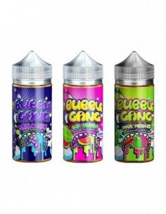 Bubble Gang Premium PG+VG E-liquid E-juice 100ml 0