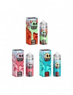 Frost Factory Premium PG+VG E-liquid E-juice 100ml 0