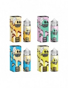 Treat Factory Premium PG+VG E-liquid E-juice 100ml 0