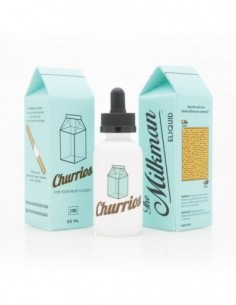 The Milkman Premium MAX VG E-liquid E-juice 60ml 0