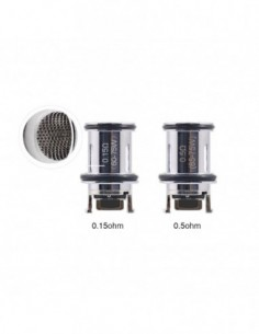 Aspire Nepho Replacement Coil 3pcs 1