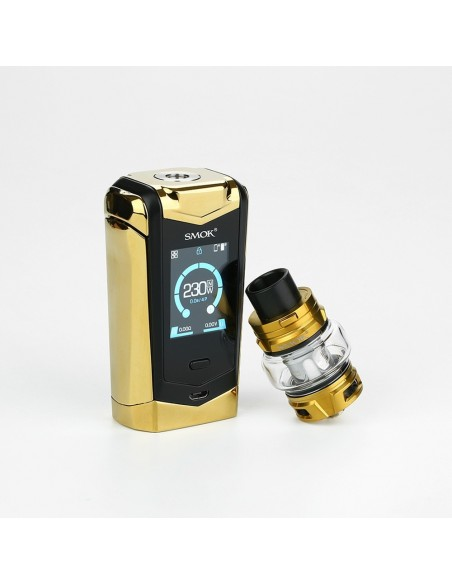 SMOK Species 230W Touch Screen TC Kit with TFV8 Baby V2 9