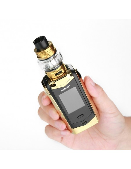 SMOK Species 230W Touch Screen TC Kit with TFV8 Baby V2 11