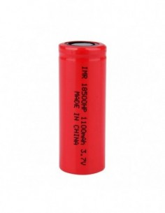 IMR18500HP High Drain Li-ion Battery 22A 1100mAh 0