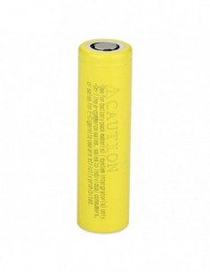 LG HE4 18650 High-drain Li-ion Battery 20A 2500mAh 0