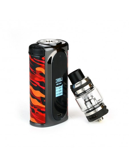 VOOPOO Vmate 200W TC Kit with UFORCE T1 11