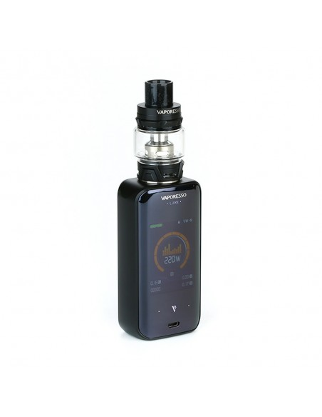 Vaporesso Luxe 220W Touch Screen TC Kit with SKRR 11