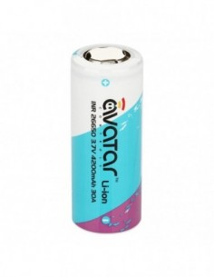 Avatar INR 26650 High-drain Li-ion Battery 30A 4200mAh 0