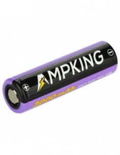 Ampking AK3030 20700 High-drain Li-ion Battery 40A 3000mAh 0