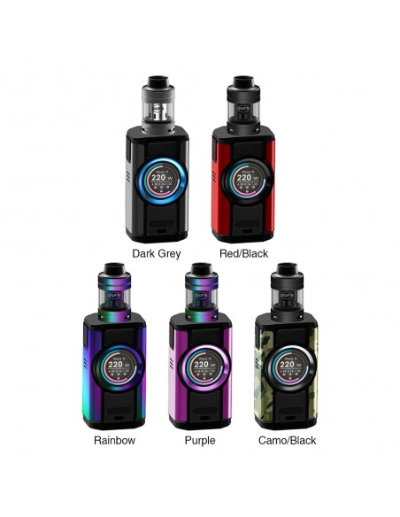 Aspire Dynamo 220W TC Kit with Nepho 1