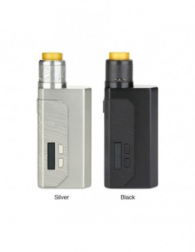 WISMEC Luxotic MF Box MECH Kit with Guillotine V2 (W/O Screen) 1