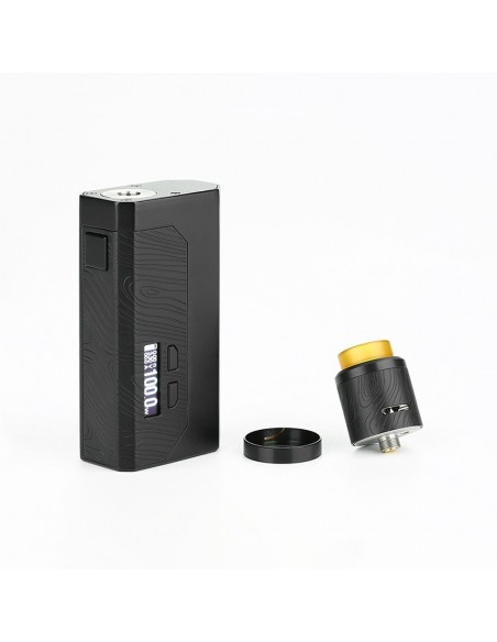 WISMEC Luxotic MF Box VV Kit with Guillotine V2(with Screen) 7