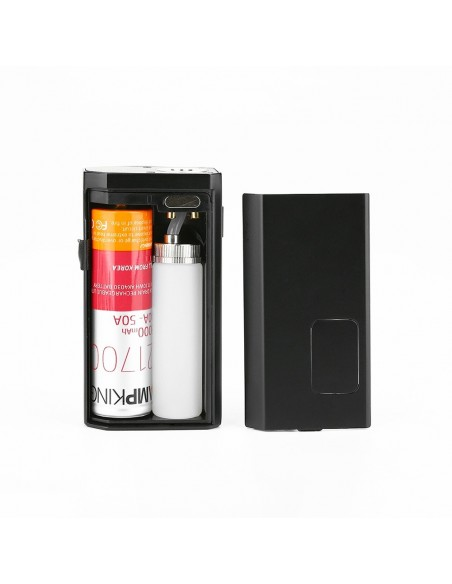 WISMEC Luxotic MF Box VV Kit with Guillotine V2(with Screen) 8