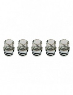 WISMEC Theorem Atomizer Mouthpiece 5pcs 0