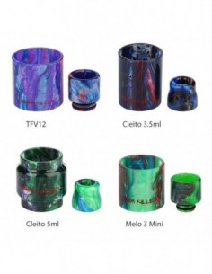 Demon Killer Resin Kit for Cleito/iJust S/Melo 3/TFV8/TFV12 0