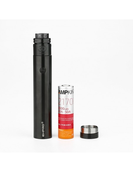 Ehpro 101 Pro 75W TC Kit with Lock RDA 5