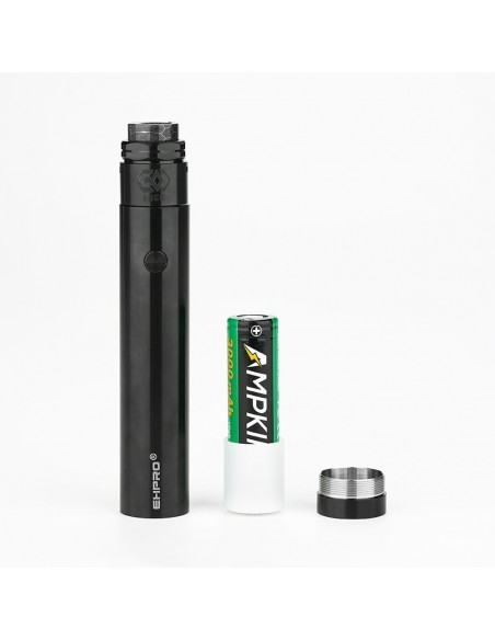 Ehpro 101 Pro 75W TC Kit with Lock RDA 6
