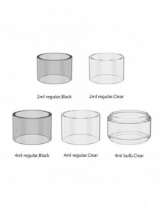 OBS Cube Replacement Glass Tube 2ml/4ml 0