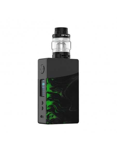 Geekvape NOVA 200W TC Kit with Cerberus Tank 9