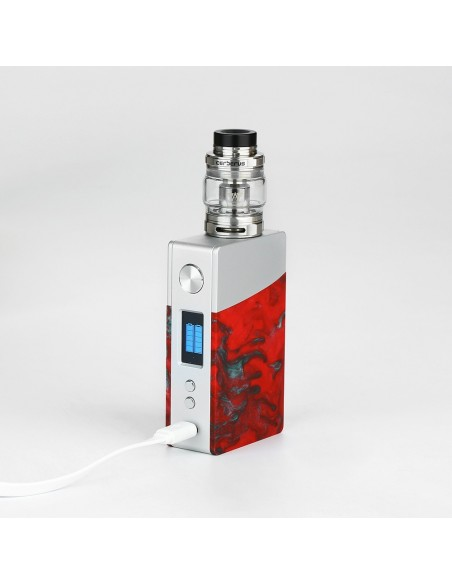 Geekvape NOVA 200W TC Kit with Cerberus Tank 16