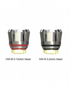 Eleaf HW-M/HW-N Coil Head for Ello Series 5pcs 0