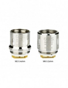 OBS Damo Replacement Coil 5pcs 0