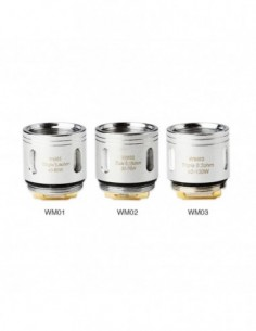 WISMEC WM Coil Head for Gnome 5pcs 1