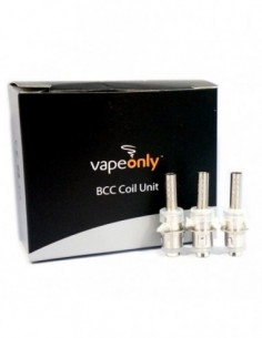 VapeOnly BCC Coil Unit for vPipe 2 Atomizer 5pcs 0