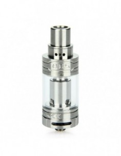 OBS ACE Tank Atomizer with RBA Head - 4.5ml Steel 0