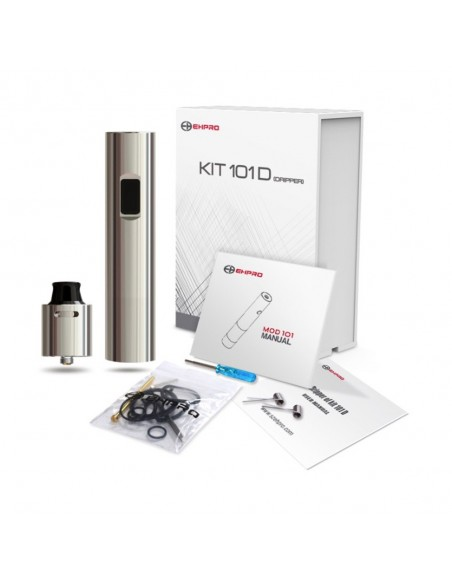 Ehpro 50W AIO TC Kit 101 D 19