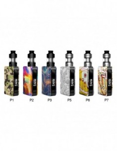 Aspire Puxos 80/100W TC Kit with Cleito Pro 0