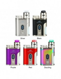 Eleaf iStick Pico Squeeze 2 100W Squonk Kit with Coral 2 RDA 0