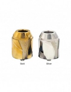 AFK STUDIO THE WHITE WALKERS RDA (Damascus Steel) 0