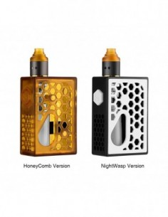 Swedish Vaper Hive Squonk Kit with Dinky RDA 0