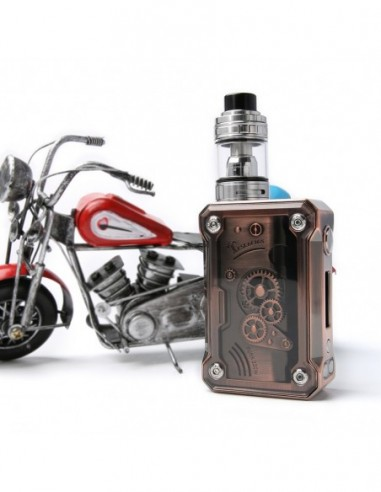 Tesla Punk 220W TC Kit with H8 Tank 0