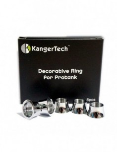 Kangertech Decorative Ring for Protank Series 5pcs 0