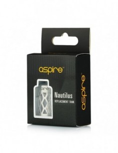 Aspire Nautilus Steel Hollowing Design Replacement Tube 0
