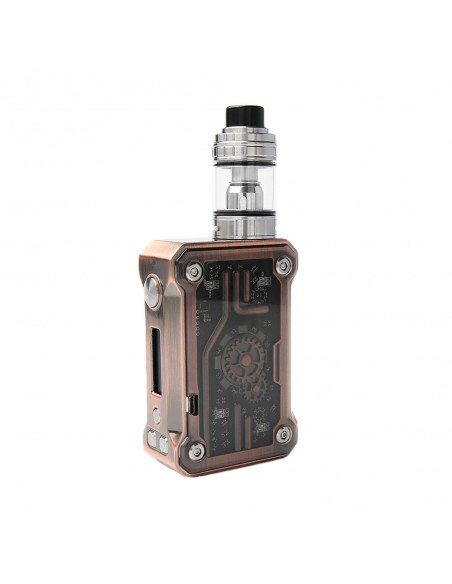 Tesla Punk 220W TC Kit with H8 Tank 4