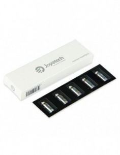 Joyetech C3 Dual Atomizer Head 5pcs 0