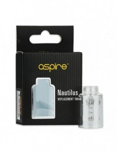 Aspire Nautilus Replacement Glass Tube 5ml 0