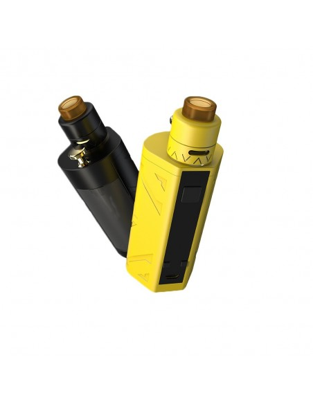Smoant Battlestar 200W TC Squonker Kit 4