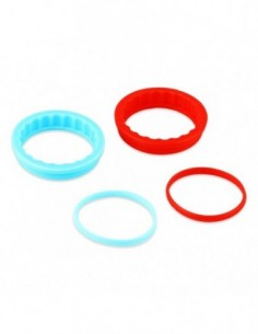 Eleaf Melo 2 Silicone Ring 4pcs 0