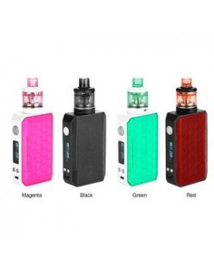 WISMEC SINUOUS V200 200W TC Kit with Amor NSE 0