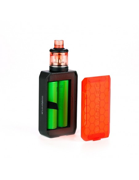 WISMEC SINUOUS V200 200W TC Kit with Amor NSE 11
