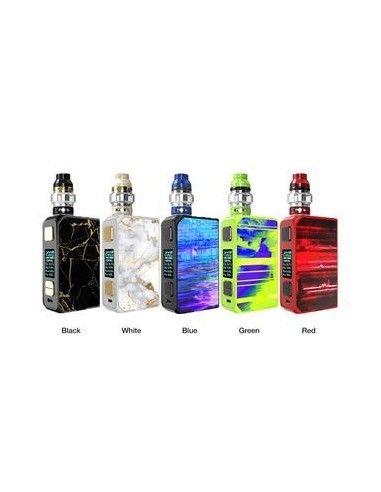 CoilART LUX 200 TC Kit with LUX Mesh Tank 0